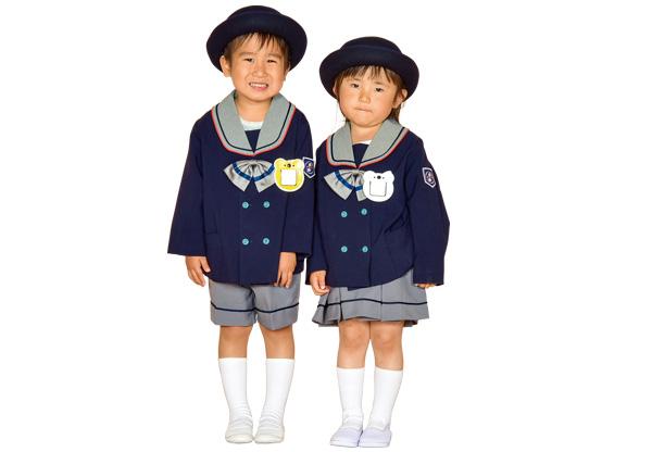 冬制服(10月~5月)