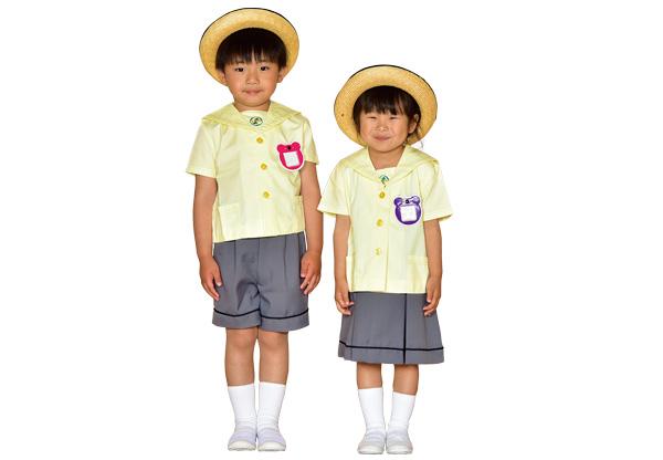 夏制服(6月~9月)
