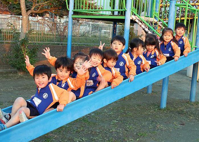 幼稚園の生活